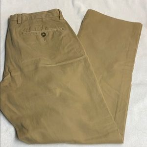 J.Crew Bowery Classic Khakis Size 30x30
